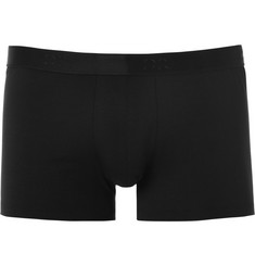 Derek Rose - Jack Pima Cotton-Blend Boxer Briefs