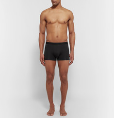 Derek Rose Jack Pima Cotton-Blend Boxer Briefs