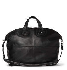 Givenchy Star-Embossed Leather Nightingale Tote Bag