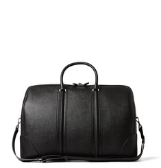 Givenchy Large Textured-Leather Weekend Bag
