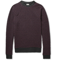 Paul Smith Textured Striped Sweatshirt