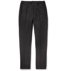 Lanvin Double-Faced Wool-Blend Jersey Trousers