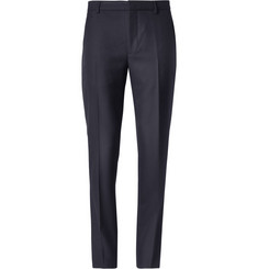 Lanvin Slim-Fit Woven-Wool Trousers