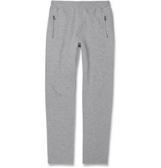 Lanvin Bonded Cotton-Blend Jersey Sweatpants