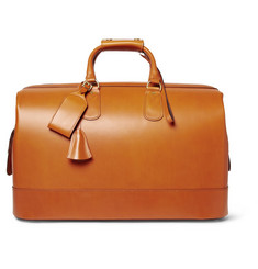 Swaine Adeney Brigg Cambridge Bridle-Leather Holdall