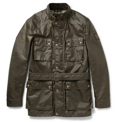 Belstaff Roadmaster Waxed-Cotton Coat