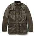 Belstaff - Roadmaster Waxed-Cotton Coat