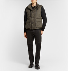 Belstaff Armstrong Down-Filled Cotton Gilet