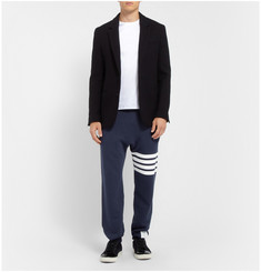 Thom Browne Loopback Cotton-Jersey Sweatpants