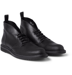 Rick Owens Washed-Leather Desert Boots