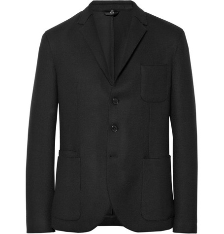Neil Barrett Double-Faced Wool-Blend Blazer
