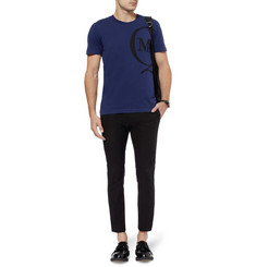 McQ Alexander McQueen Slim-Fit Printed Cotton-Jersey T-Shirt