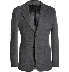 Dolce & Gabbana Slim-Fit Wool-Blend Blazer