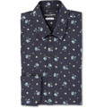 Dolce & Gabbana - Sicilia Slim-Fit Printed Cotton-Blend Shirt