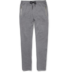 Dolce & Gabbana Cotton and Cashmere-Blend Sweatpants