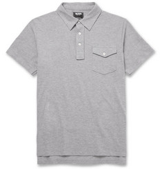 Todd Snyder Cotton-Piqué Polo Shirt