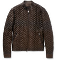 Berluti - Quilted Leather Jacket