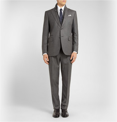 Berluti Grey Tortona Slim-Fit Wool-Birdseye Suit