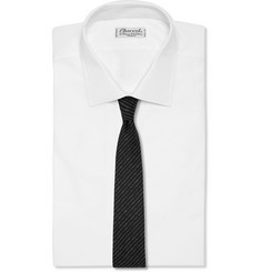 Berluti Seven-Fold Silk and Wool-Blend Tie