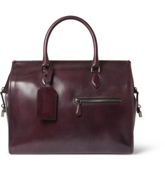 Berluti 48-Hour Venezia Leather Holdall Bag