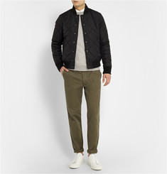Aspesi Thermore-Quilted Bomber Jacket
