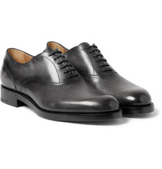 Berluti - Venezia Leather Oxford Shoes