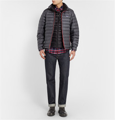 Patagonia Down-Filled Quilted Jacket