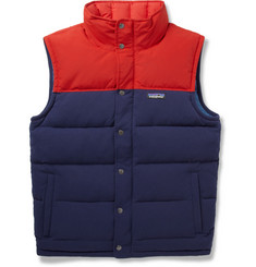 Patagonia Bivy Down-Filled Quilted Gilet