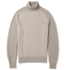 Loro Piana Baby Cashmere Rollneck Sweater