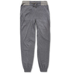 Loro Piana Silk and Cashmere-Blend Sweatpants
