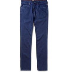 Loro Piana Regular-Fit Straight-Leg Jeans
