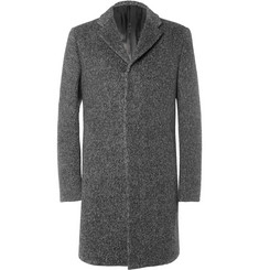 Calvin Klein Collection Alpaca and Wool-Blend Overcoat