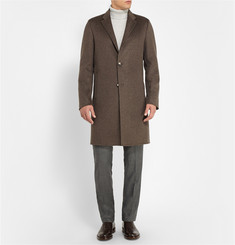 Calvin Klein Collection Double-Faced Cashmere Overcoat