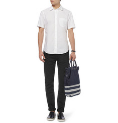 Burberry Brit Short-Sleeved Cotton Shirt
