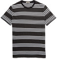 Burberry Brit Perrott Striped Cotton T-Shirt