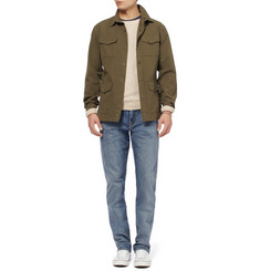 Burberry Brit Regular-Fit Washed-Denim Jeans