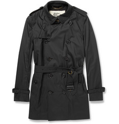 Burberry London Lightweight Technical Travel Trench Coat