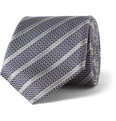 Canali - Patterned Silk Tie