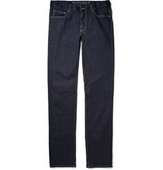 Canali Slim-Fit Stretch-Denim Jeans