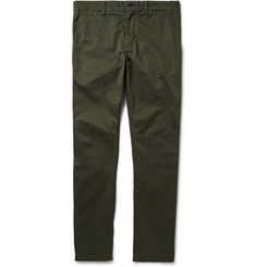 NN.07 Marco Cotton-Blend Twill Chinos
