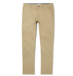 NN.07 Marco Cotton-Blend Trousers