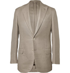 Brioni Slim-Fit Unstructured Cashmere Blazer