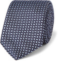 Brioni - Patterned Silk Tie