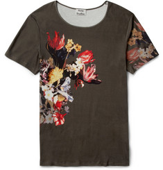Acne Studios Neo Printed Cotton T-Shirt