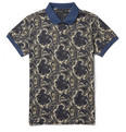 Etro - Paisley-Patterned Cotton-Piqué Polo Shirt