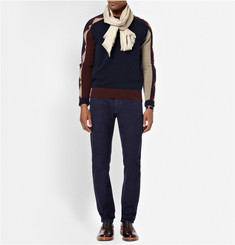 Etro Slim-Fit Garment-Dyed Jeans
