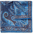Etro - Paisley-Print Silk Pocket Square