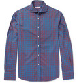 Michael Bastian - Slim-Fit Check Cotton Shirt