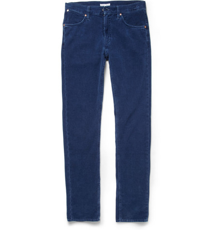 Michael Bastian Regular-Fit Corduroy Trousers