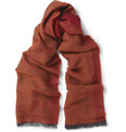 Etro Woven Wool and Cashmere-Blend Scarf